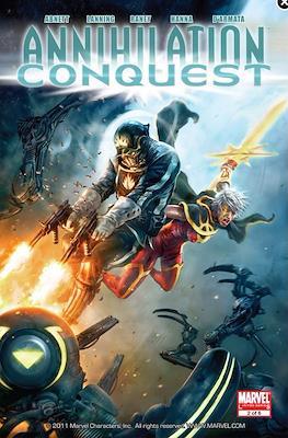Annihilation: Conquest (II) #2