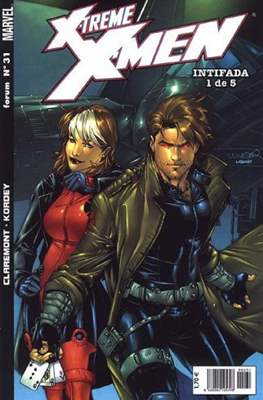 X-Treme X-Men (2002-2005) (Grapa) #31