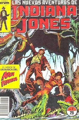 Indiana Jones (Grapa 24 pp) #7