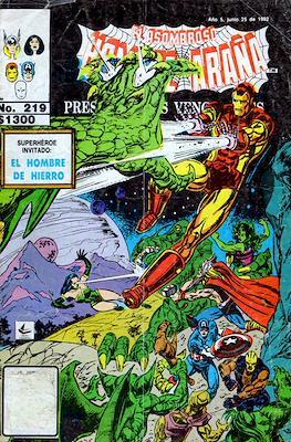 El Asombroso Hombre Araña presenta (Grapa) #219