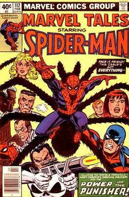 Marvel Tales (Comic Book) #112