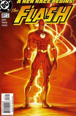The Flash Vol. 2 (1987-2006) (Comic Book) #207