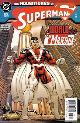 Superman Vol. 1 / Adventures of Superman Vol. 1 (1939-2011) (Comic Book) #624