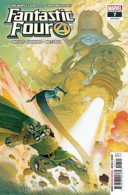 Fantastic Four Vol. 6 (Comic Book) #7