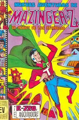 Nuevas aventuras de Mazinger-Z, el robot de las estrellas (Grapa) #30