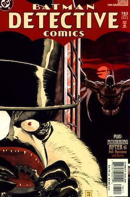 Detective Comics Vol. 1 (1937-2011; 2016-) (Comic Book) #782