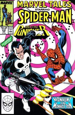 Marvel Tales (Comic Book) #219