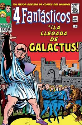 Marvel facsímil (Grapa) #12