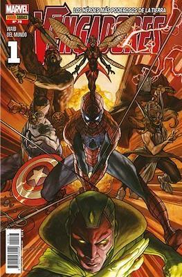 Los Vengadores Vol. 4 (2011- Portadas alternativas) #78