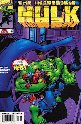 The Incredible Hulk Vol. 1 (1962-1999) (Comic Book) #465
