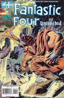 Fantastic Four unlimited #11
