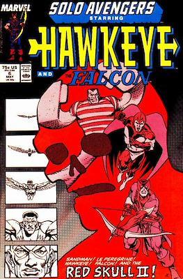 Solo Avengers / Avengers Spotlight (Comic book) #6