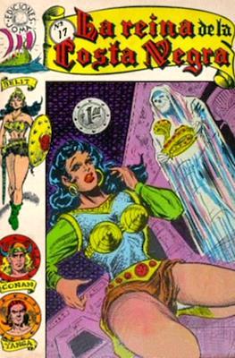 La Reina de la Costa Negra (2ª época - Grapa) #17