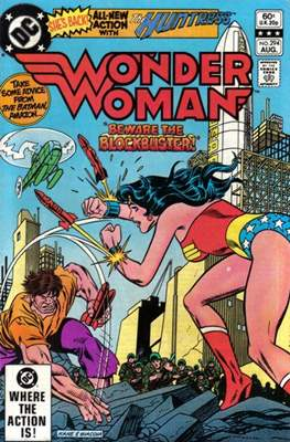 Wonder Woman Vol.1 (1942-1986; 2020-) #294