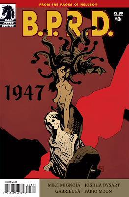 B.P.R.D. (Comic Book) #60