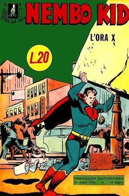 Albi del Falco: Nembo Kid / Superman Nembo Kid / Superman #6