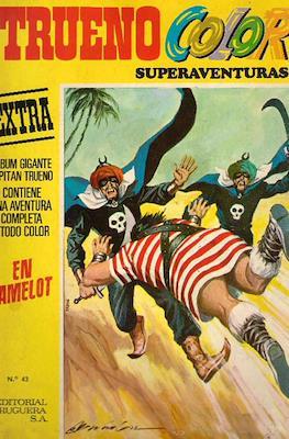 Trueno Color (Rústica, 64 páginas (1970)) #43