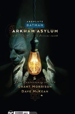 Absolute Batman Arkham Asylum - 30th Anniversary Edition