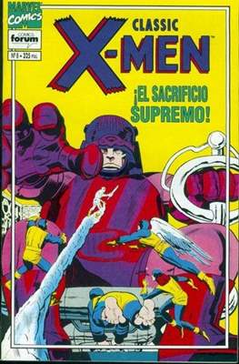 Classic X-Men Vol. 2 (1994-1995) (Grapa) #8