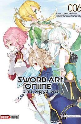 Sword Art Online: Girls Operations (Rústica con sobrecubierta) #6