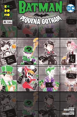 Batman: Pequeña Gotham (Grapa 24 pp) #4