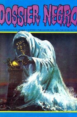 Dossier Negro (Rústica y grapa [1968 - 1988]) #35