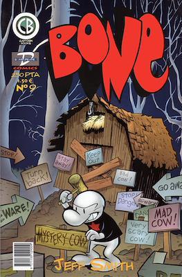Bone (Grapa) #9