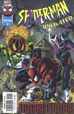 Spiderman Unlimited (1996-1999) (Grapa) #2