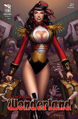 Grimm Fairy Tales presents Wonderland (Comic Book) #14