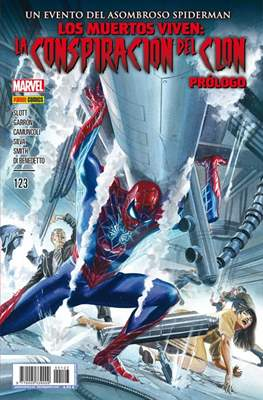 Spiderman Vol. 7 / Spiderman Superior / El Asombroso Spiderman (2006-) (Rústica) #123