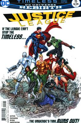 Justice League Vol. 3 (2016-2018) (Comic-book) #15