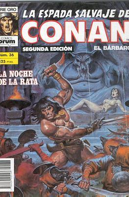 La Espada Salvaje de Conan Vol. 1. 2ª edición (Grapa. 64 páginas) #36