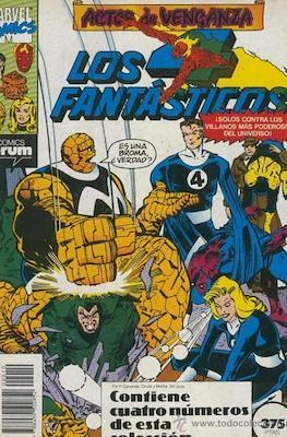 Los 4 Fantásticos Vol. 1 (1983-1994) (Retapado Rústica) #10