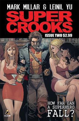 Supercrooks (Comic-book) #2