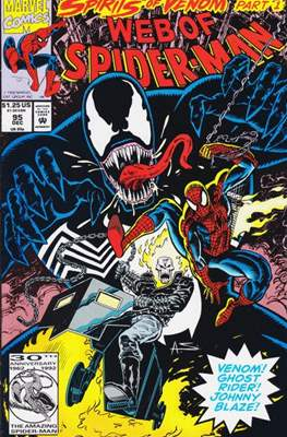 Web of Spider-Man Vol. 1 (1985-1995) (Comic-book) #95