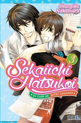 Sekaiichi Hatsukoi: El caso de Ritsu Onodera (Rústica) #3