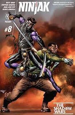 Ninjak(2015) (Comic-book) #8
