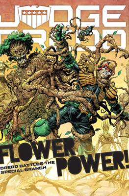 Judge Dredd Megazine Vol. 5 (Grapa) #406