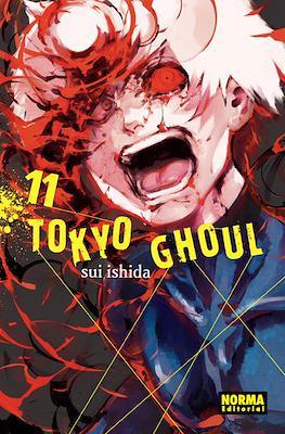 Tokyo Ghoul (Rústica con sobrecubierta) #11