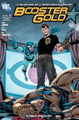 Booster Gold (2008-2010) (Grapa 72-96 pp) #2