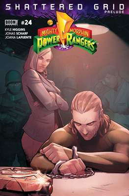 Mighty Morphin Power Rangers (Comic Book) #24