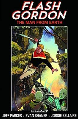 Flash Gordon. The Man From Earth