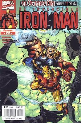 Iron Man Vol. 4 (1998-2000) #22