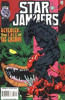 Starjammers (comic-book) #3