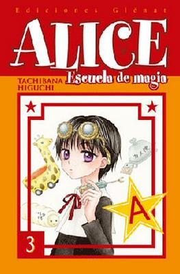 Alice. Escuela de magia (Rústica con sobrecubierta) #3
