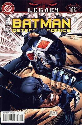 Detective Comics Vol. 1 (1937-2011; 2016-) (Comic Book) #701