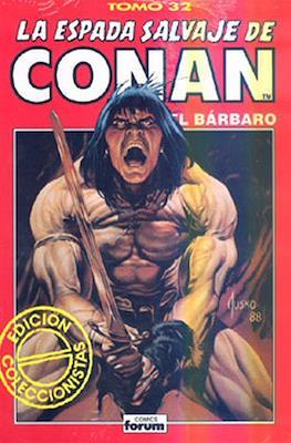 La Espada Salvaje de Conan el Bárbaro. Edición coleccionistas (Rojo) (Cartoné 192 pp) #32