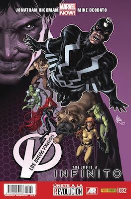 Los Nuevos Vengadores Vol. 2 (2011-2017) (Grapa 32 pp) #32