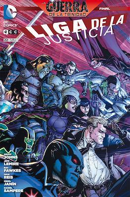 Liga de la Justicia. Nuevo Universo DC / Renacimiento (Grapa) #22