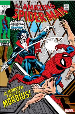 The Amazing Spider-Man - Facsimile Edition (Comic Book) #101